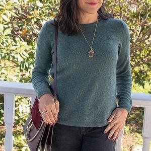 Ellen Tracy | Cashmere Crewneck Pullover Sweater